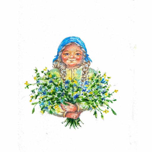 Цветы от бабули